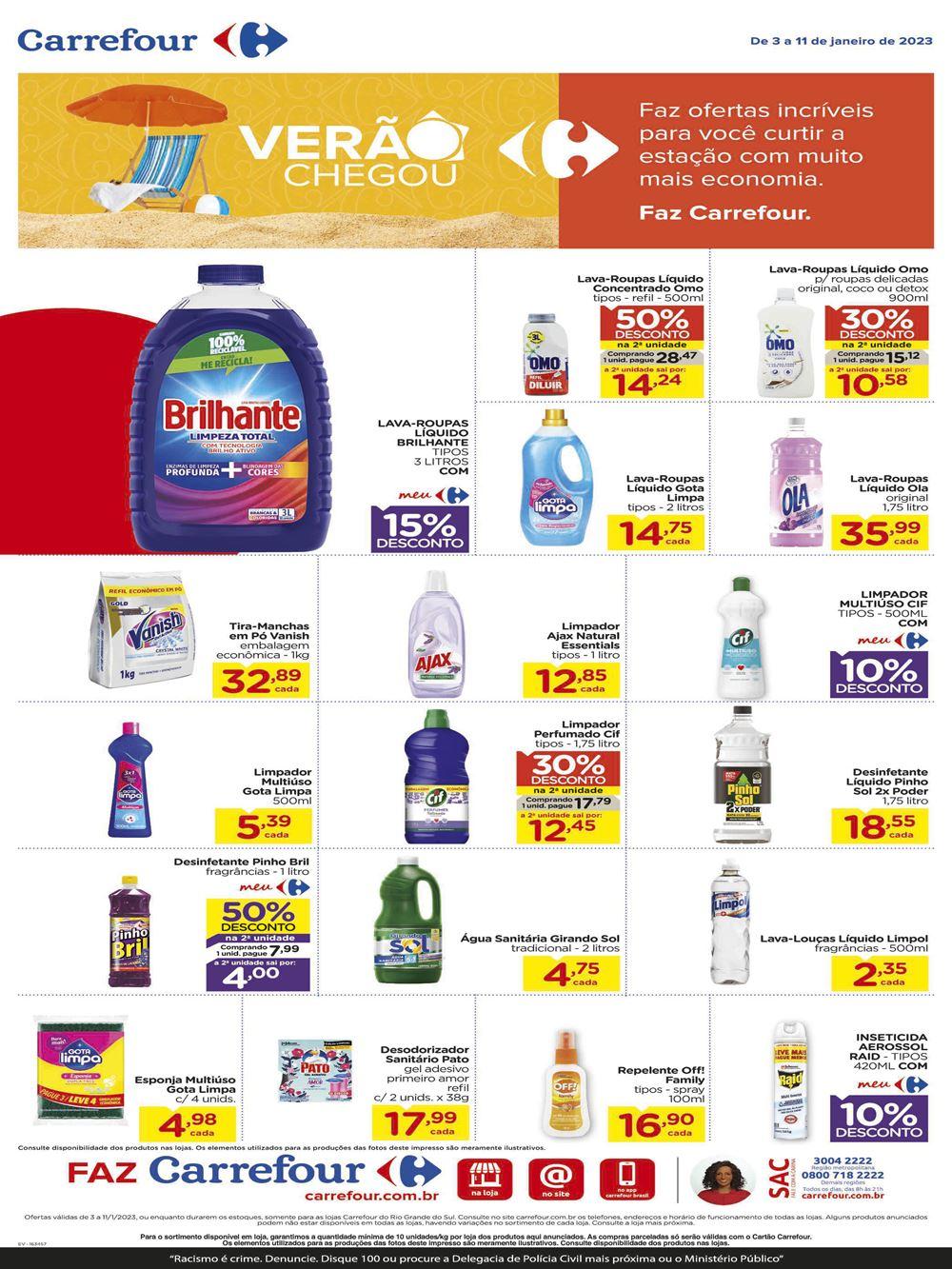 carrefour-ofertas-descontos-hoje122-12 Carrefour Tabloide Recife até 29/07